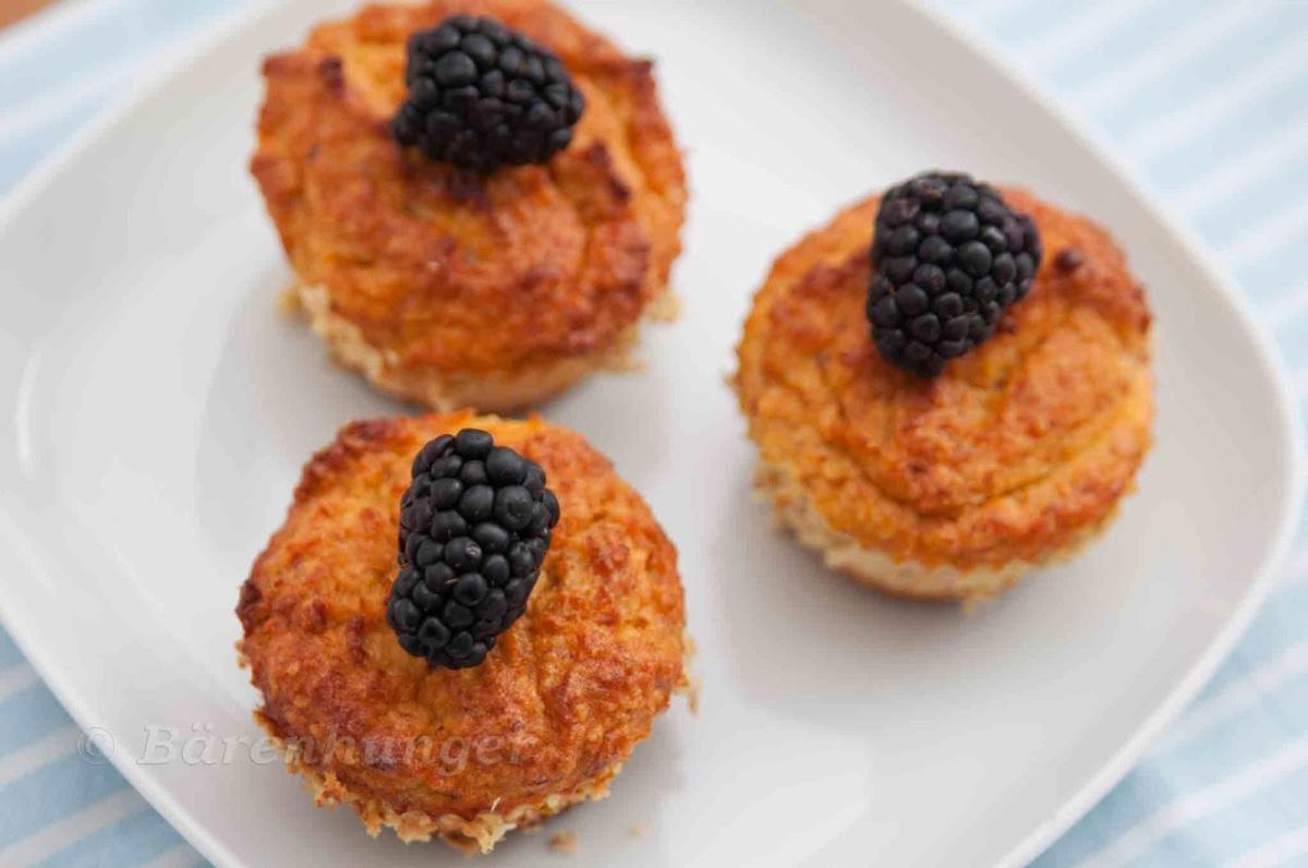 Zitronen Mandel Muffins