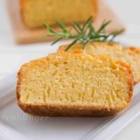 Rosmarin Zitronen Kuchen