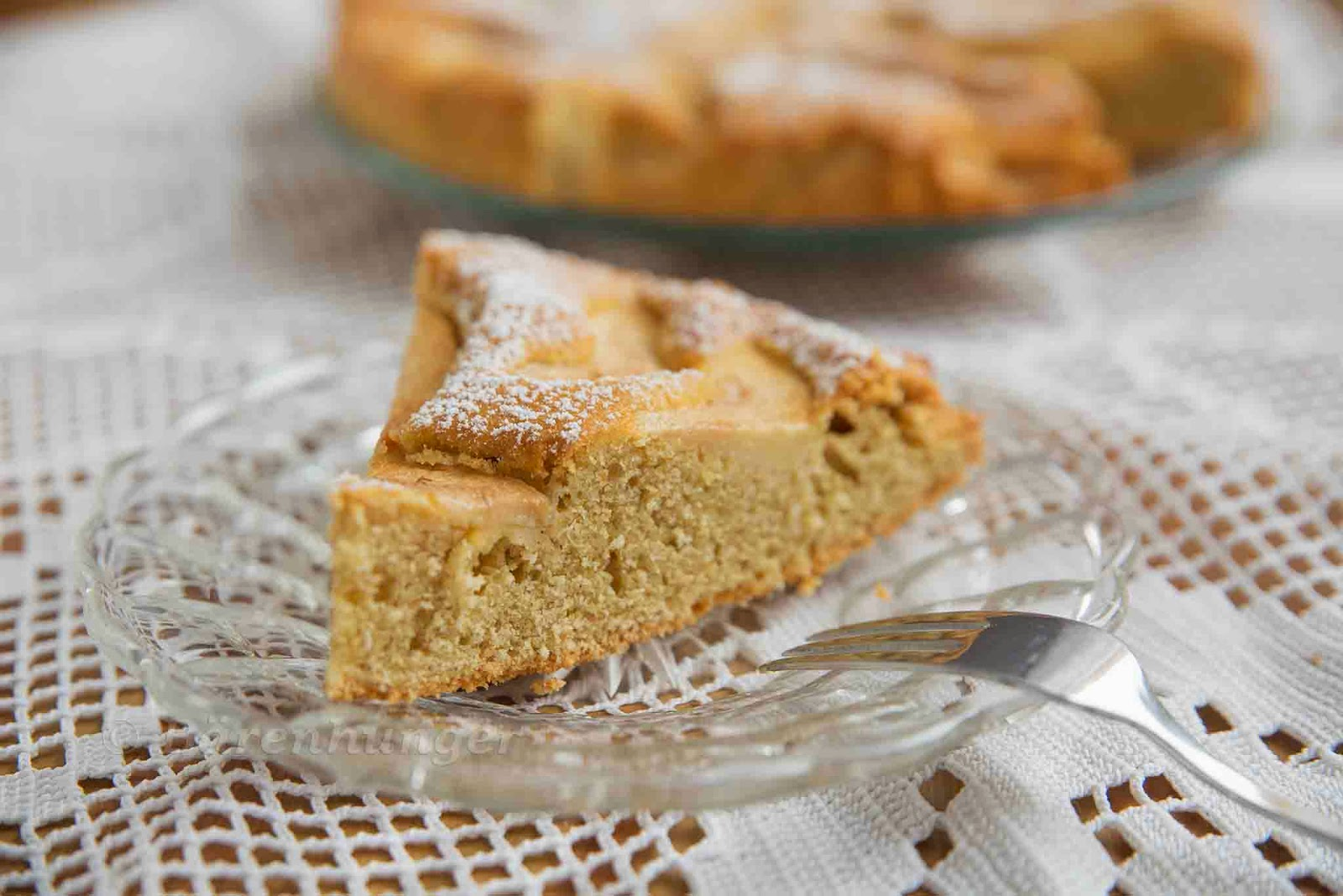Birnen Dinkel Kuchen