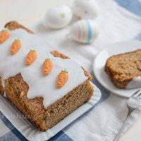 Karotten Kastenkuchen
