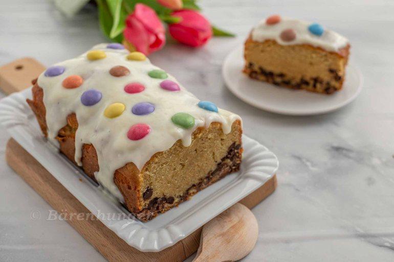 Smarties Kuchen