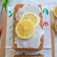 Karotten Zitronen Kuchen